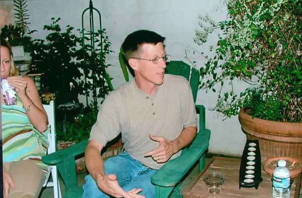 Pamela and Daniel 2004