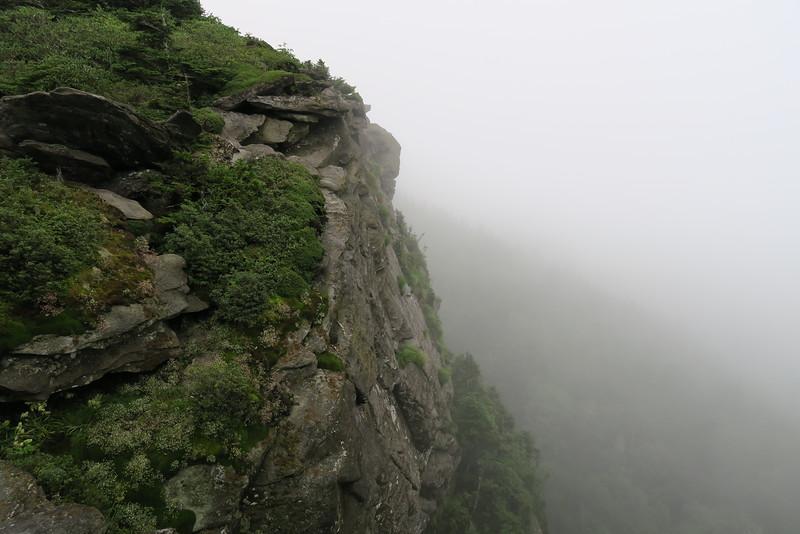 Grandfather Trail -- 5,850'