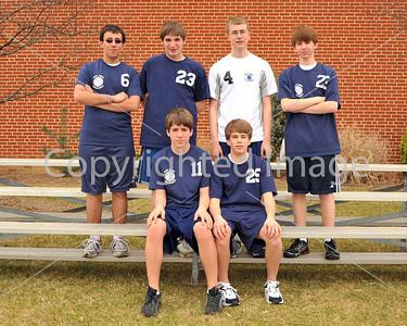 Holy Name Spring Team Photos