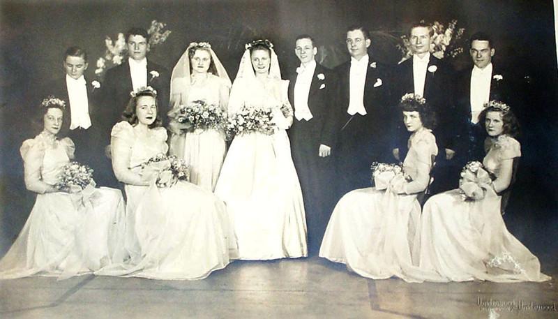 Virginia and El Welton's Wedding