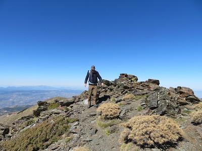 Cerro de Caballo 29 March 2019