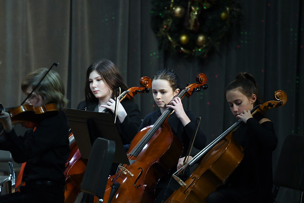 2018 Winter Orchestra Concert