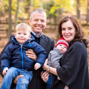 Orla & Tobias' Family Portraits