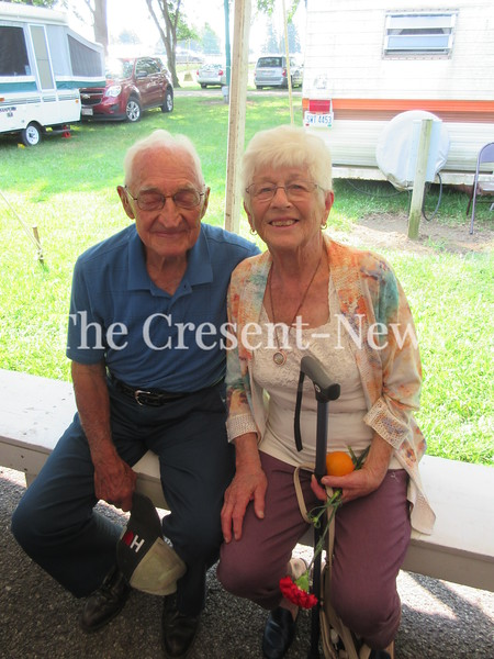 08-14-18 Longest married couple Henry County Fair