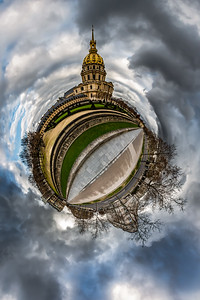 The Dome des Invalides and its Intendant
