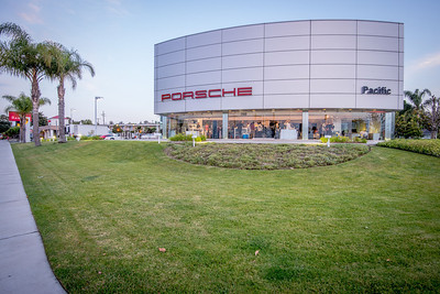 Pacific Porsche Macan Launch