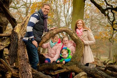 The Williams Family - Autumn