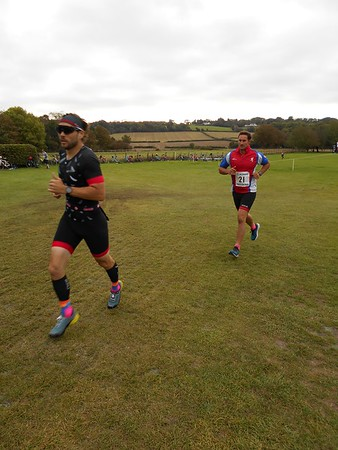 GO TRI Duathlon Tockington 13 September 2020