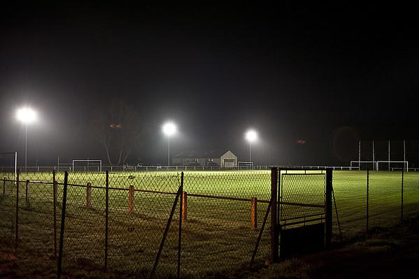 Partie de foot fantôme