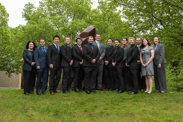 Paper Science & Engineering Graduates 2017