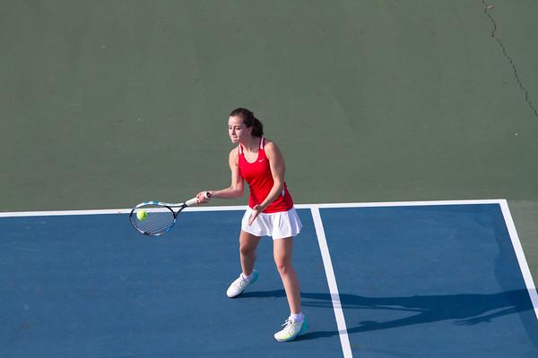 Goshen vs. NorthWood Tennis