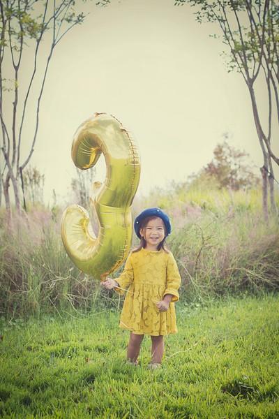Rowan's 3rd Birthday!