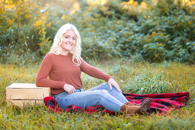Hannah G Senior Photos SHS 2020