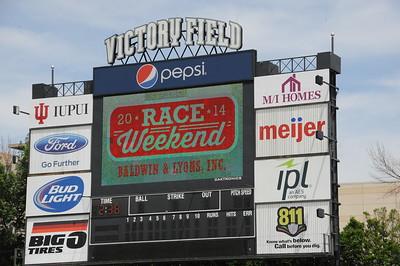 5-24-2014 B&L Indy 500 Victory Field
