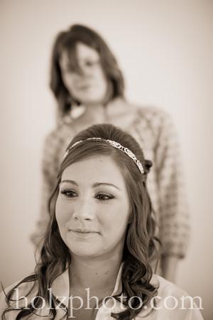 Emily & Scott Creative Wedding Photos