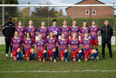 Wem Town Ladies FC Vs Holwell Sports FC