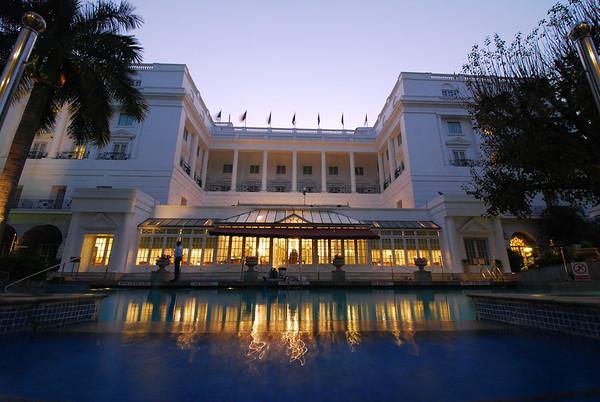12-03-20 Windsor Manor Bangalore