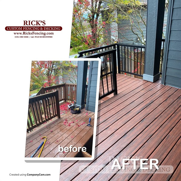Armadillo Decking Replacement