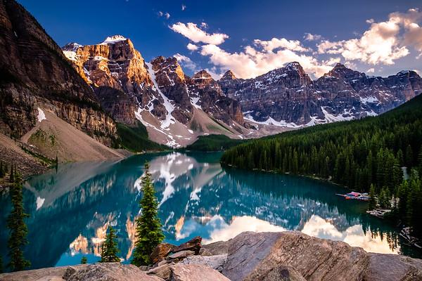 Banff & Jasper - July 2017