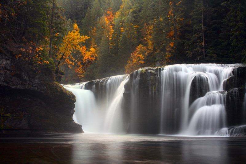 ~ The Lower Lewis River~