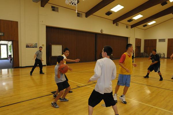 PV Stake YM Basketball Tournament