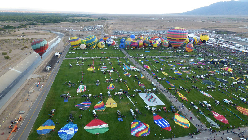 Albuquerque International Balloon Fiesta (Sept 30-Oct 2, 2011)