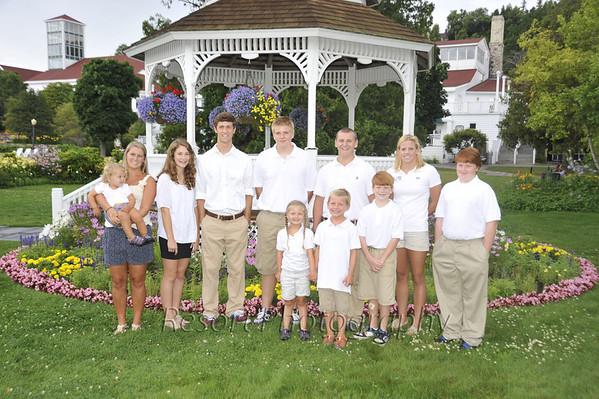 Whalen Family