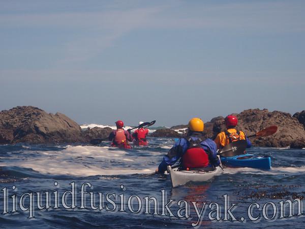 2011 Kayaking Adventures