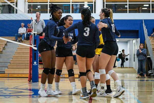 NDMU v Washington College - Volleyball - 10.10.19