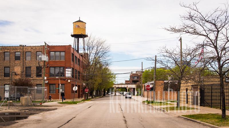 Fulton Water Tower