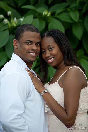 Derina and Jason Engagement Session