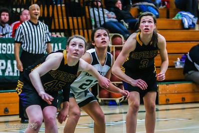 Madison Memorial Girls Basketball - Feb 11, 2014