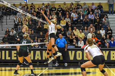 Purdue v MSU volleyball
