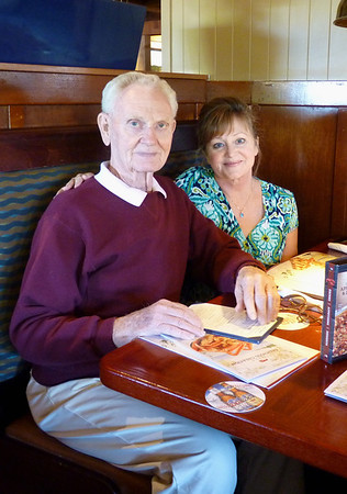 Dad's 83rd birthay lunch