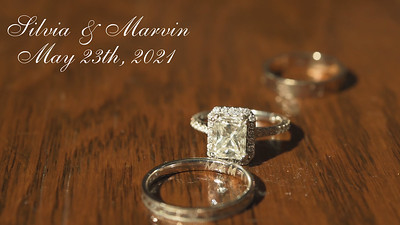 Silvia & Marvin Wedding | May 2021
