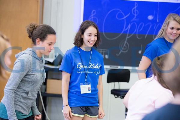 Francesca DiGiorgio Student Ambassadorship: Opera Kids