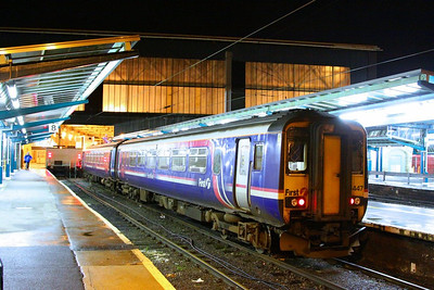 2012 - First Scotrail