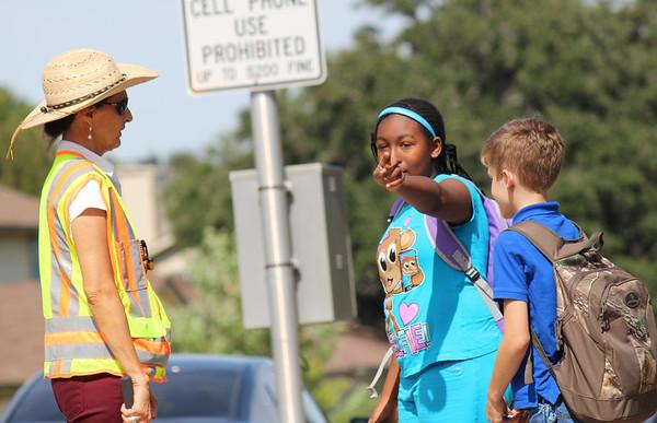 10-08-2014 Walk to School