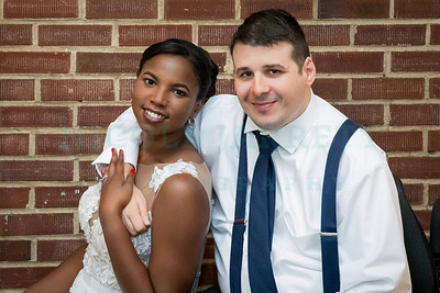 Elisheba + Derek Wedding