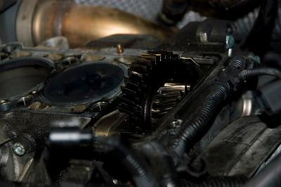 Normale Motorenteile