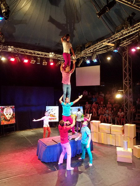 The circus!