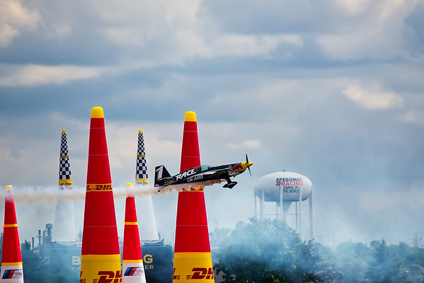The 2016  Inaugural Red Bull Air Race