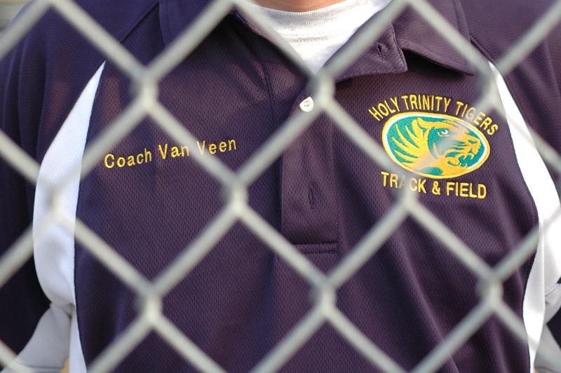 That's Professor James Van Veen, at your service.