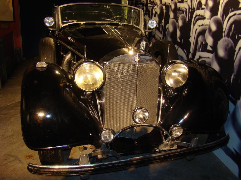 Adolf Hitler's Parade Car