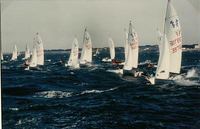 1980 420 World Championship - Quiberon, France