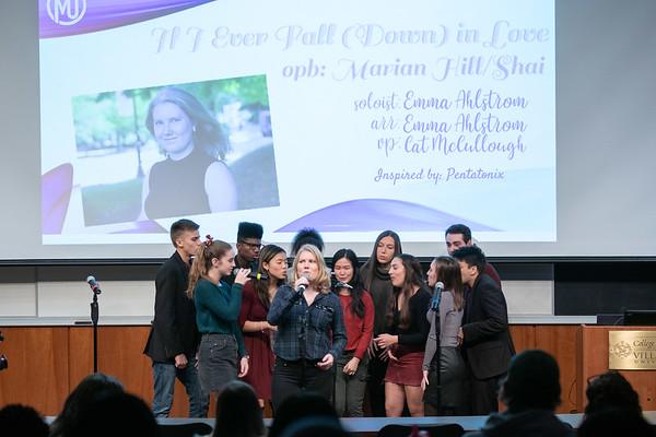 20191207 Villanova Voices & Singers Christmas Concert