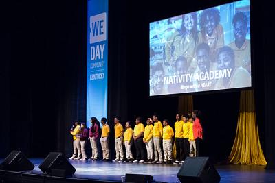 WE Day 2018 - Nativity Academy