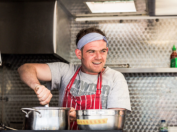 Pembrokeshire Street Food Festival , Tenby