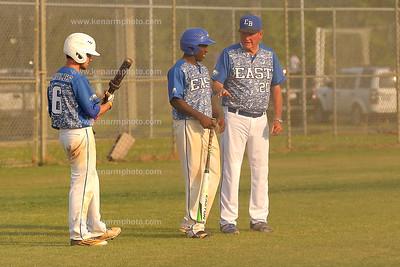 East Bladen 17 1st rd baseball