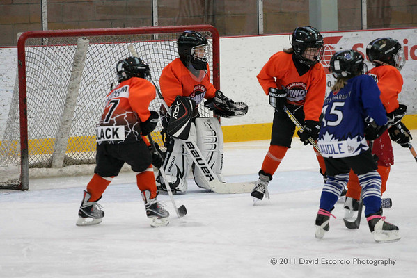 Clarington Thunder Jan. 19, 2011